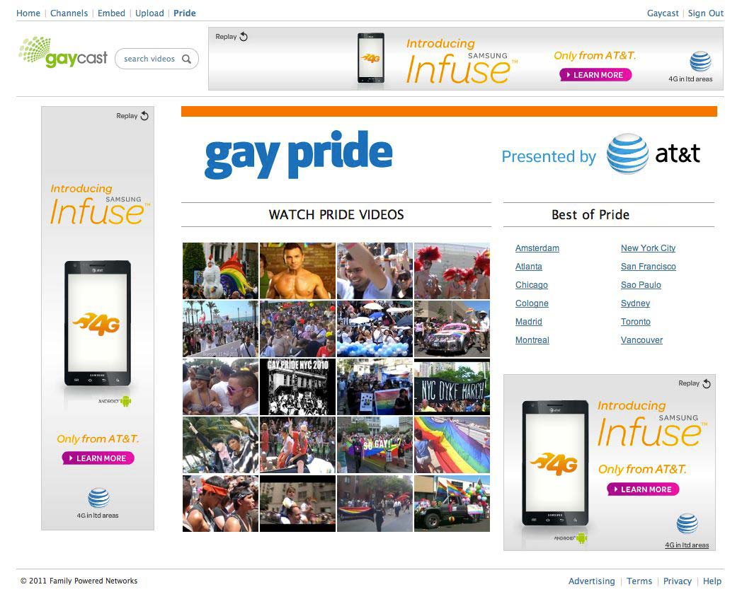 Gay cam websites